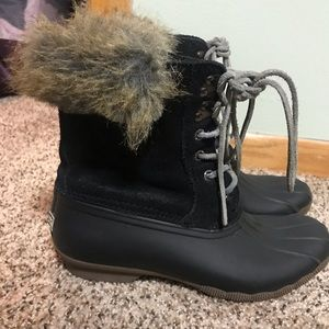 Sperry Topsider Women's Winter Boots Size 7